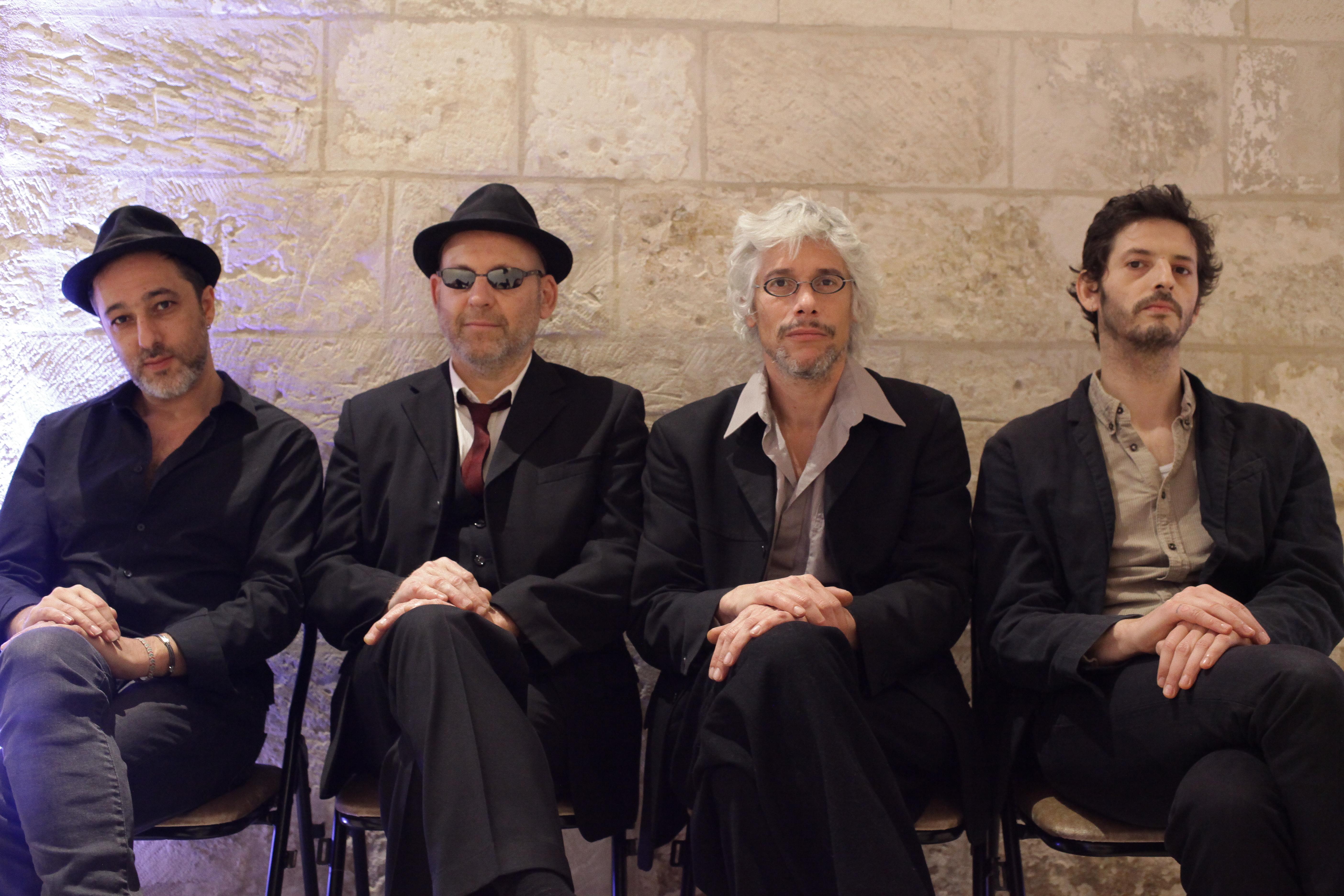 Ciné-concert : Xavier Demerliac et l'Attirail @ Salle polyvalente, Coudray Saint Germer