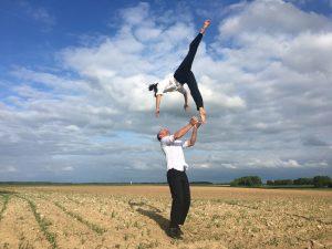Florence Caillon - L'Éolienne Cirque Chorégraphié @ Ons-en-Bray