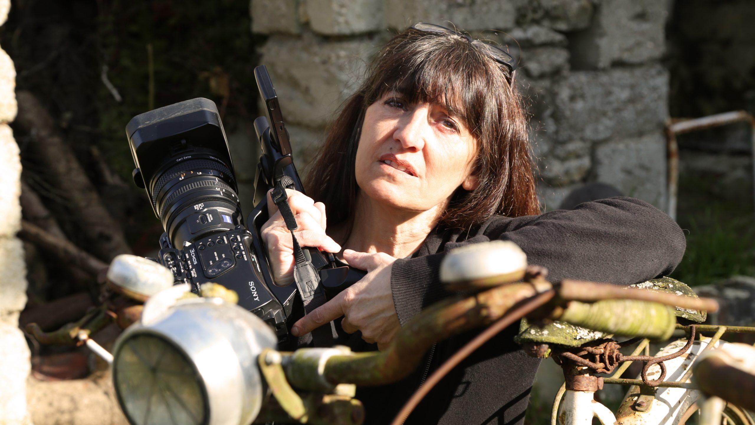 Balade capture vidéo - Emmanuelle Daude @ l'Avenue verte