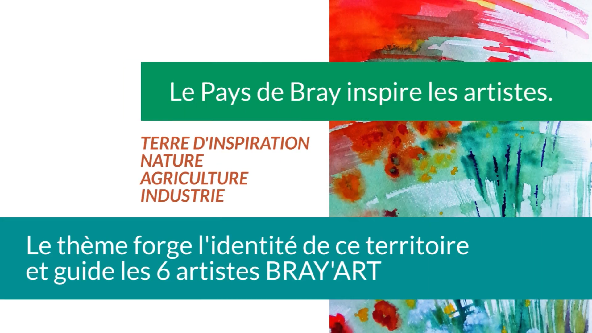 BrayArt inspire les artistes